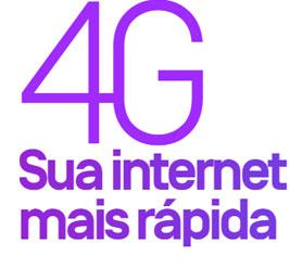 4G sua internet mais rápido